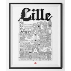 Illustration Lille