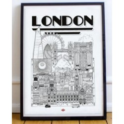 Illustration Londres