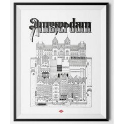 Illustration amsterdam