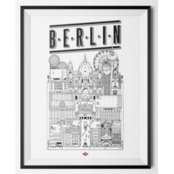 Illustration Berlin