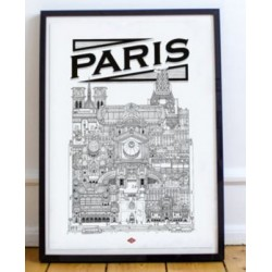 Illustration Paris
