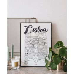Illustration Lisboa