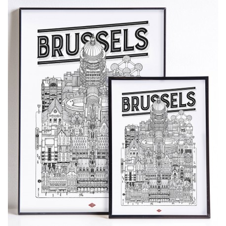 Illustration Brussels