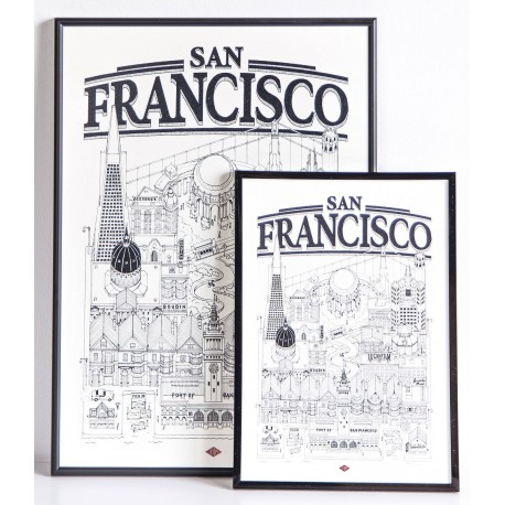 Illustration San Francisco