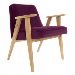 Fauteuil 366 Easy Chair VELOURS